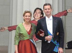 Escándalo en la Boda Real danesa