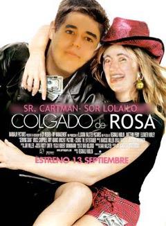 Colgado de Rosa.
